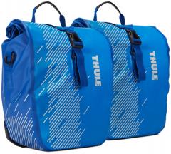 Geanta portbagaj THULE Shield Pannier stanga/dreapta - Cobalt - S