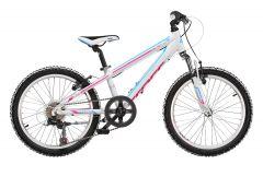 Bicicleta CROSS Speedster 20'' Fete Alb/Albastru/Roz 260mm
