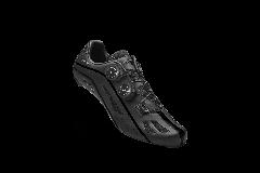 Pantofi ciclism FLR F-XX II Elite Road - Negru 45 (incl. 1 pereche sosete)