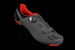 Pantofi ciclism FLR F-11 Pro Road - Negru/Rosu 44