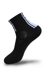 Sosete FLR Elite 9cm - Negru 43-47
