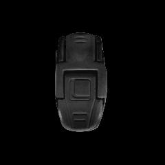 Clapa inchizatoare FLR B-A32 - Negru (pereche)