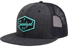 Sapca SPECIALIZED New Era 9Fifty Snapback Electro - Heather Black/Acid Mint