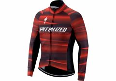 ELEMENT SL TEAM EXPERT JACKET BLK/RED M