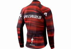ELEMENT SL TEAM EXPERT JACKET BLK/RED XXL