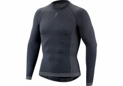 Bluza SPECIALIZED Seamless Baselayer LS - Dark Grey XL/XXL