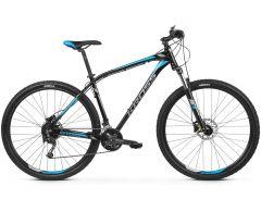 Bicicleta KROSS Hexagon 7.0 29' (S) Negru(Grafit/Albastru) 2020