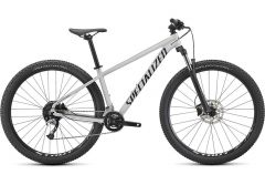 Bicicleta SPECIALIZED Rockhopper Comp 27.5 2x - Gloss Metallic White Silver/Satin Black S