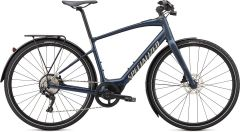 Bicicleta SPECIALIZED Turbo Vado SL 4.0 EQ - Navy/White Mountains Reflective L