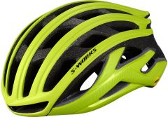 Casca SPECIALIZED S-Works Prevail II MIPS with ANGi - Hyper Green S