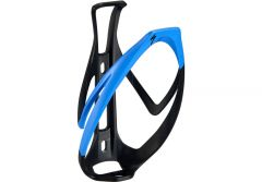 Suport bidon SPECIALIZED Rib Cage II - Mate Black/Sky Blue