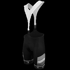 Pantaloni cu bretele FUNKIER Matera-2 Elite - Negru 2XL
