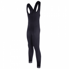 Pantaloni termici cu bretele FUNKIER Alfero Thermal - Negru L