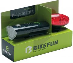 Far+Stop BIKEFUN Link 5 LED 5+4