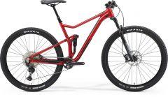 Bicicleta MERIDA One-Twenty RC XT-Edition S (16'') Rosu|Negru 2021