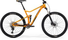 Bicicleta MERIDA One-Twenty 400 M (17.5'') Orange|Negru 2021