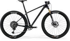 Bicicleta MERIDA Big Nine 9000 L (19'') Negru Mat 2021