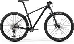 Bicicleta MERIDA Big Nine LIMITED L (19'') Negru Mat|Negru 2021