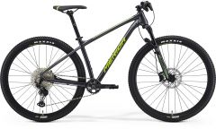 Bicicleta MERIDA Big Nine SLX-Edition L (18.5'') Antracit|Verde|Argintiu 2021