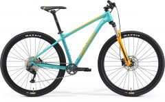 Bicicleta MERIDA Big Nine 200 L (18.5'') Teal|Albastru|Orange 2021