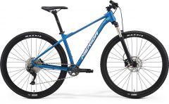 Bicicleta MERIDA Big Nine 200 L (18.5'') Albastru Mat|Alb 2021