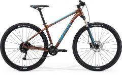 Bicicleta MERIDA Big Nine 100-2X M (17'') Bronz|Albastru 2021