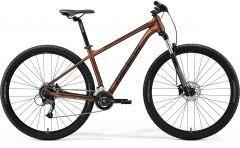 Bicicleta MERIDA Big Nine 60-2X S (14.5'') Bronz Mat|Negru 2021