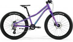 Bicicleta Copii MERIDA Matts J.24+ UNI (11'') Violet Inchis|Roz|Teal 2021
