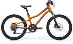 Bicicleta Copii MERIDA Matts J.20 UNI (10'') Orange Metalizat|Albastru 2021