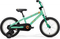 Bicicleta Copii MERIDA Matts J.16 UNI (9'') Teal 2021