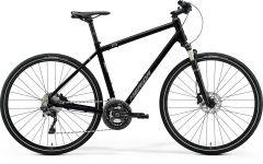 Bicicleta MERIDA Crossway XT-Edition M (39'') Negru|Argintiu Mat 2021