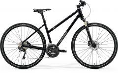 Bicicleta MERIDA Crossway XT-Edition L (55L'') Negru|Argintiu Mat 2021