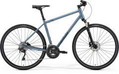 Bicicleta MERIDA Crossway XT-Edition S (47'') Albastru Mat|Albastru Inchis 2021