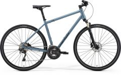 Bicicleta MERIDA Crossway XT-Edition XL (59'') Albastru Mat|Albastru Inchis 2021