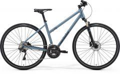 Bicicleta MERIDA Crossway XT-Edition XS (43L'') Albastru Mat|Albastru Inchis 2021