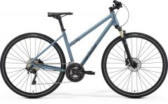Bicicleta MERIDA Crossway XT-Edition L (55L'') Albastru Mat|Albastru Inchis 2021