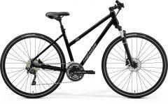 Bicicleta MERIDA Crossway 300 XS (43L'') Negru|Argintiu Mat 2021