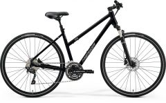 Bicicleta MERIDA Crossway 300 L (55L'') Negru|Argintiu Mat 2021