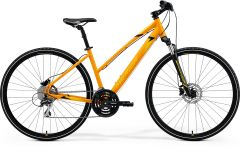 Bicicleta MERIDA Crossway 20-D L (54L'') Orange|Galben 2021