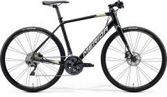 Bicicleta MERIDA Speeder 900 M-L (54'') Negru Metalic Argintiu Auriu 2021