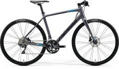 Bicicleta MERIDA Speeder 500 XS (47'') Antracit Mat|Albastru|Negru 2021