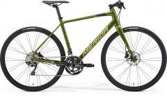 Bicicleta MERIDA Speeder 500 L (56'') Verde|Verde Mat 2021