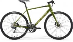 Bicicleta MERIDA Speeder 500 XL (59'') Verde|Verde Mat 2021