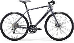 Bicicleta MERIDA Speeder 300 S-M (52'') Antracit|Negru 2021