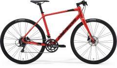 Bicicleta MERIDA Speeder 200 L (56'') Rosu Auriu|Negru 2021