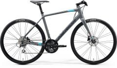 Bicicleta MERIDA Speeder 100 S-M (52'') Gri Mat|Albastru|Rosu 2021