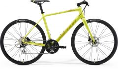 Bicicleta MERIDA Speeder 100 L (56'') Lime|Galben 2021