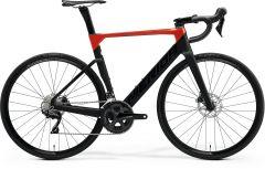 Bicicleta MERIDA Reacto 4000 S (52'') Rosu Negru Mat 2021