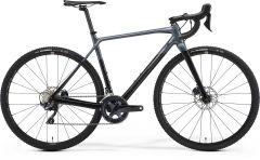 Bicicleta MERIDA Mission CX 7000 M (53'') Gri|Negru 2021