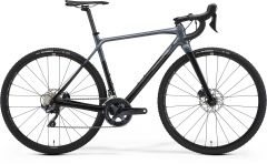 Bicicleta MERIDA Mission CX 7000 S (50'') Alb Perlat|Teal|Albastru|Lime 2021